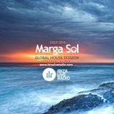 Ibiza Live Radio DJ Mix (DEEP DIVE) - Global House Session with Marga Sol