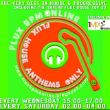 Flux House Anthems Only 11-1-2020 with Dimitri on 1mix radio