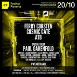 Ferry Corsten @ Luminosity & Flashover Recordings (ADE 2016) – 20.10.2016 [FREE DOWNLOAD]