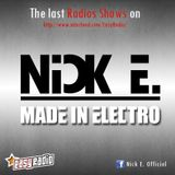 NICK E. (Nicolas E.) _ Made In Electro #1 01.03.14 on EasyRadio (Electro)