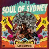 "SOUL OF SYDNEY 341:  DJ NICKODEMUS (NYC) ""Sun People"" Australian & NZ Tour Mix (2009)"