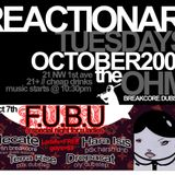 HARA ISIS- live set from REACTIONARY TUESDAY - PDX - 10-07-2008