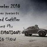 RAVE EMOTIONS RADIO SHOW (13RaVeR) - 7.11.2018. SRB and Catkiller Guest Mix @ RAVE EMOTIONS