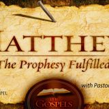 021-Matthew - Christ and the Law-Part 2 - Matthew 5:18-19 - Audio