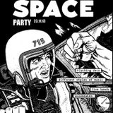 live @ outer space party donkeyz squad bruges 23112013