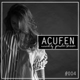 ACUFEN#004 Mixed by Paula Serra