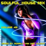Soulful House Mix Volume 45