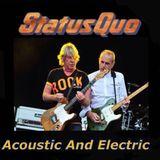 Status Quo Acoustic & Electric 030817