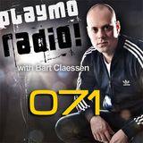 Bart Claessen - Playmo Radio 71