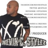 Nevin C Stylez - KiSSMiX (Live On-Air) 06-28-2016 (Clean)