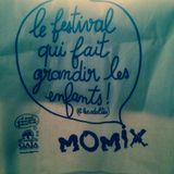Momix 2017 - Laurent Riche au micro de radio MNE