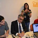 Speciale uRadio - uRadio incontra il Rettore