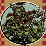 Komiksové bubliny 32 - Recenze (Želvy Ninja, Criminal 2, Potulny rytíř, Sága, Teorie Rozpadu)