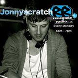 Jonnyscratch Live - Renegade Radio 4th March 2013