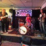 2015-10-25 - zondag - 20-22u -Radio501 Blues on Sunday - Live on Stage Blue Brew