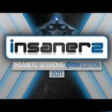 INSANERZ SESSIONS: QLIMAX EDITION 2011