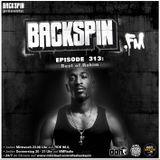 BACKSPIN FM # 313 (19.04.2017)
