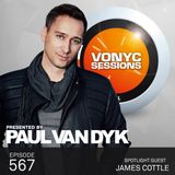 Paul van Dyk's VONYC Sessions 567 - James Cottle