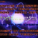 a Trance Odyssey 2.0 mixed by DJ A.K.One 05.11.2012