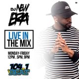 Dj New Era - Debut on 104.1 The Beat #IheartMedia (Birmingham, AL) Pt 6