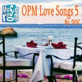 The Music Room's Collection - OPM Love Songs 5 (04.01.17)