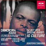 Diskotopia Radio 10/1 w/ IG Culture
