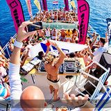 """Trippin' Grooves w/ Cristian Kruger Ep 21 """"Boat Party"""" Live @ Vibe FM Studio - 29.06.2013"""
