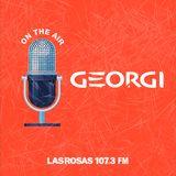GEORGI - Set Live en Las Rosas Radio 107.3
