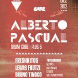 Bruno Tinoco @ Gare Club w/ Alberto Pascual (29/12/2012)