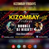Kizombay Fridays - Kizomba & Semba with a dash of Tarraxinha