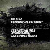 Ayako Mori DJ set 9th January 2016 at Schacht Aachen Germany