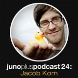 Juno Plus Podcast 24 - Jacob Korn