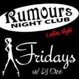 Dj Oz-E May 19-12 Rumours Nightclub