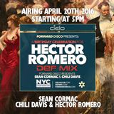 Hector Romero Happy Birthday! Forward Disco Live 2016 Club Cielo
