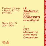LE TRIANGLE DES BERMUDES - GTI / Cosmic Show / 17 novembre 2018
