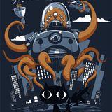 GoGo Battle Kitty vs Robo Octopus