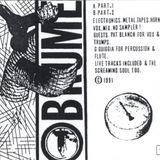 Brume - Electrocoagulation (Tape Rip 1991 - Experimental Industrial/Musique Concrète)