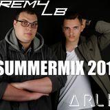 Jeremy LB & ARLKIN - SummerMix 2018