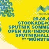 Versehe Deinen Mix mit dem Titel Stockade pres. Sputnik Sommer Def4z