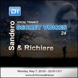 Sandero & Richiere - Secret Voices 24 (Vocal Trance Mix)
