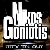 MIX IN OUT (Nikos Goniotis) RADIO SHOW SEPTEMBER 2018