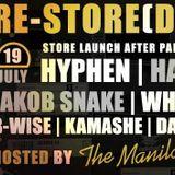 B-Wise At Re-Stored Shelflife Re-Launch, Manila Bar