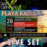 Live Set-Fiesta Playa Radicales 28 Enero 2017