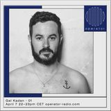 Gal Kadan - 7th April 2018