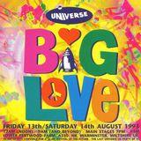 Paul Oakenfold - Universe Big Love 13.08.1993