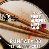 "Bar Traumfabrik Puntata 33 - ""Whiplash"" di Damien Chazelle"