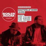Defected Records Presents Masters at Work BOILER ROOM part 1 Louie Vega