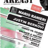 Mario Ranieri @ Area51, Studiohall (BE) 17.9.2004