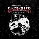 H2G @ Disco Killer 1º Aniversario 2k16