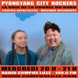평양 City Rockers #130 : On S'la Raconte (25-09-2019)
